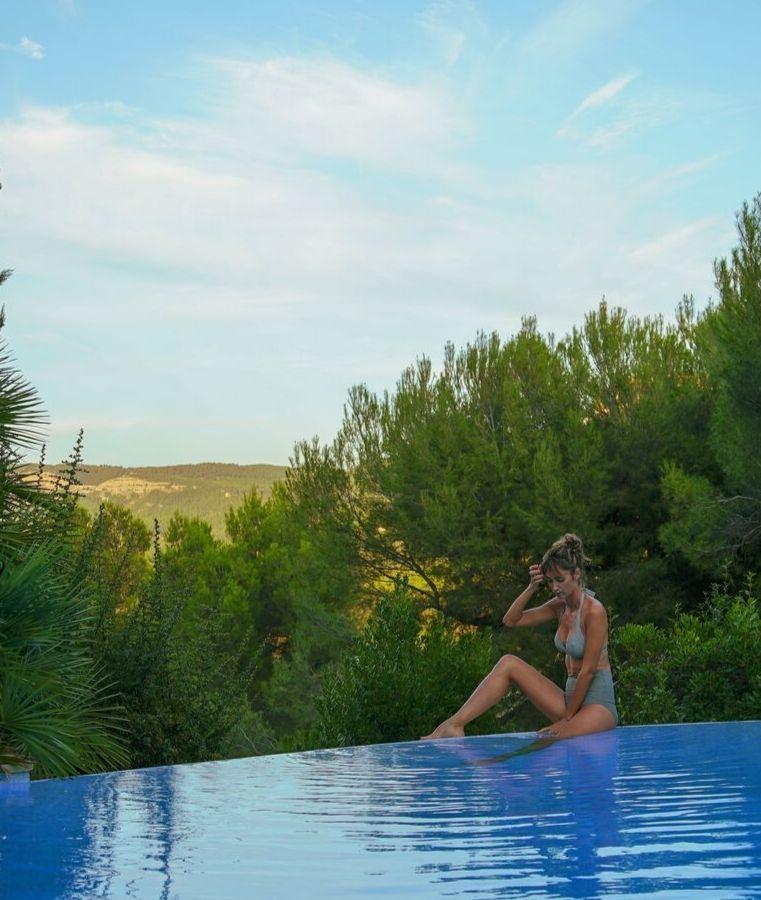 Le Cap Cassis piscine