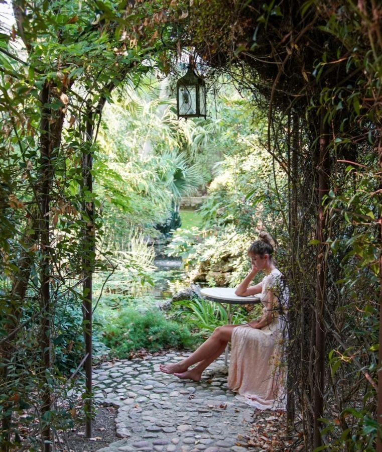 jardin-Chambre d'hôtes-La divine comédie-Avignon-32