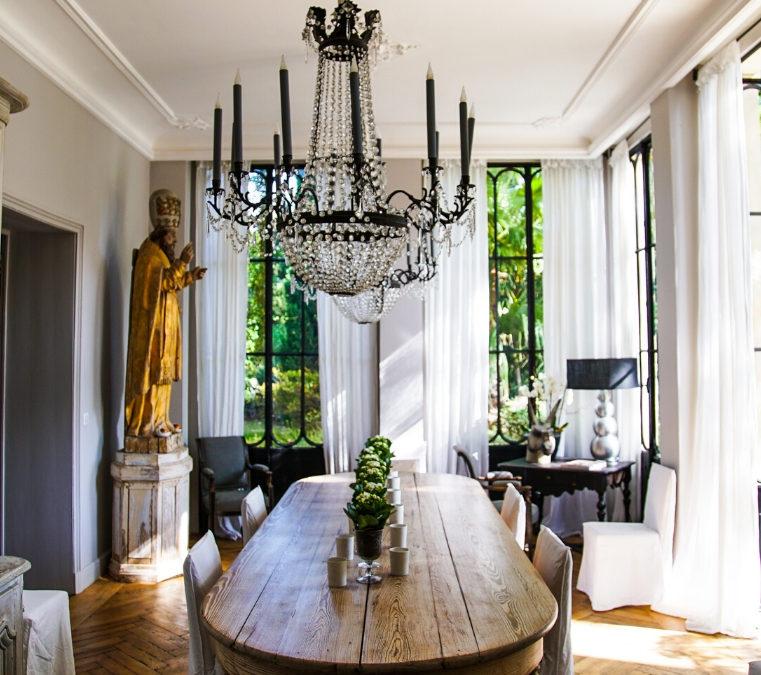reception la divine comedie boutique hôtel Avignon