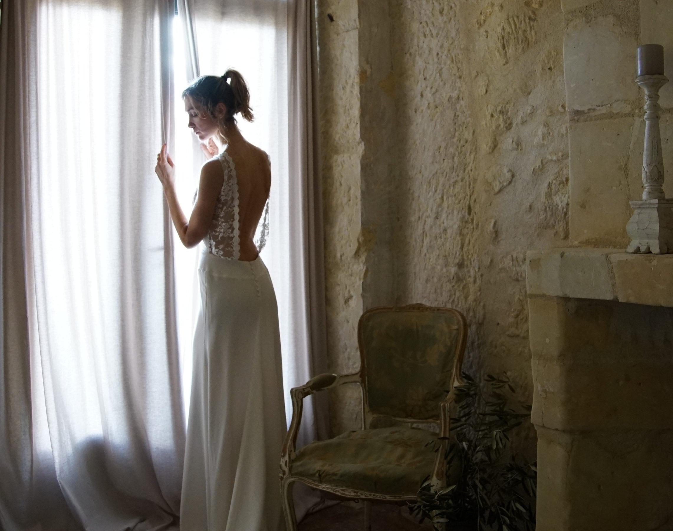 Amboise Troglodyte chambre Royale