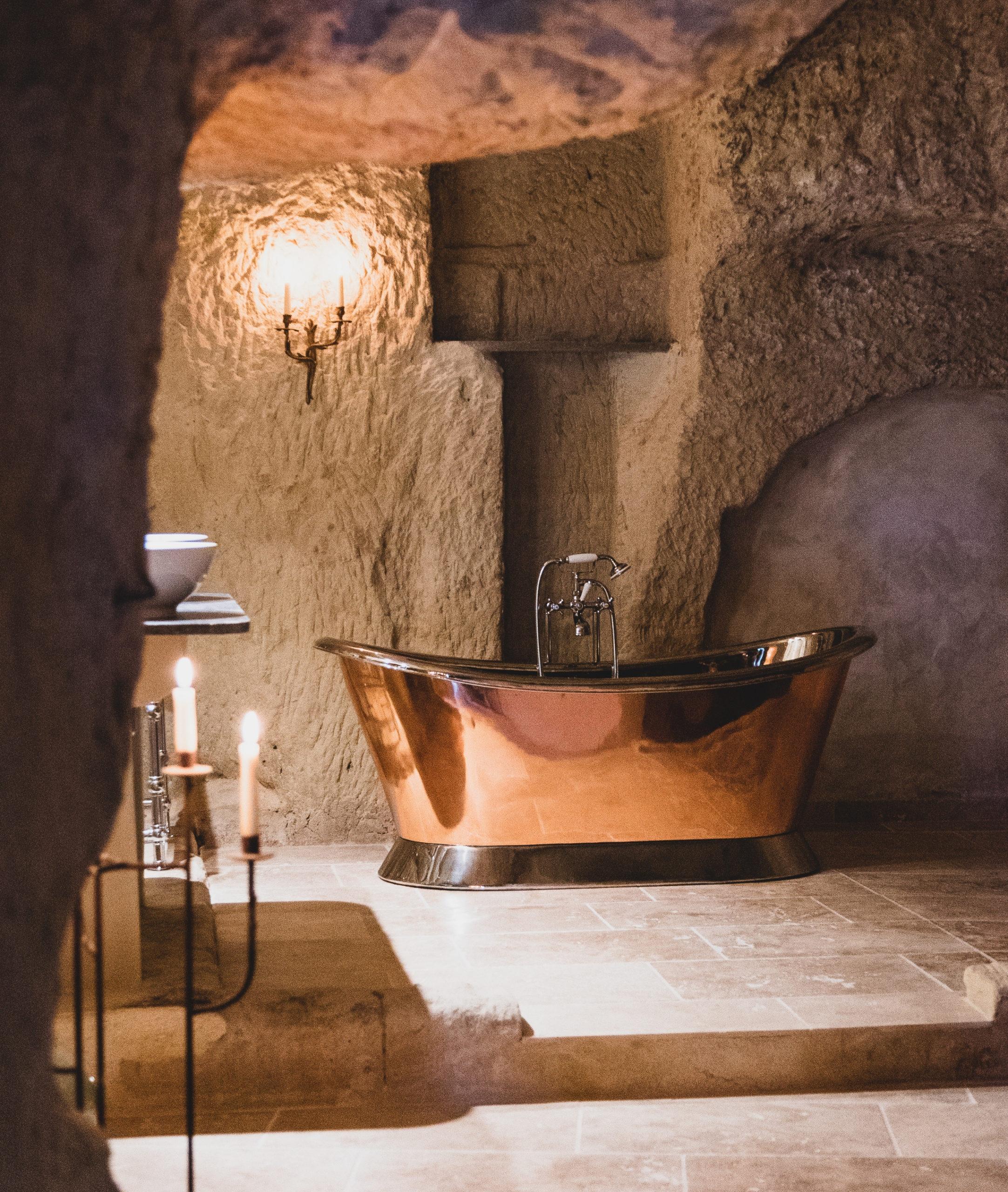 8 boutique hôtels et leur baignoire de rêve