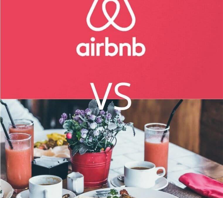 Air bnb et boutique hotel : quelle différence ?