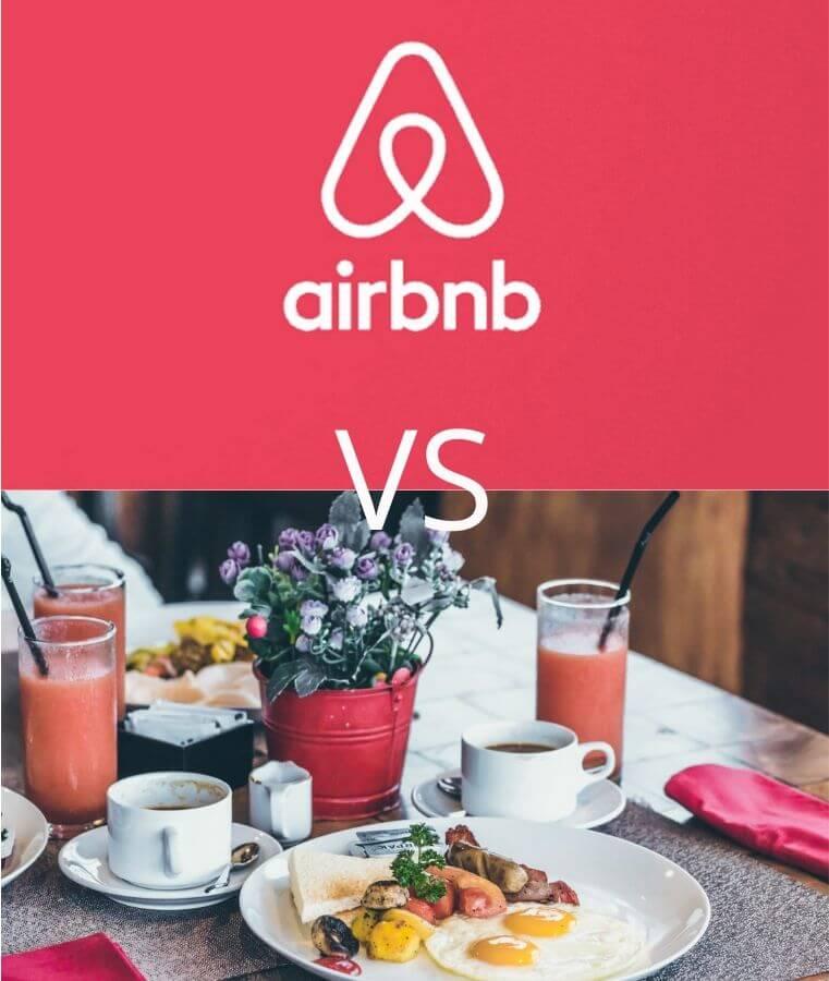 Air bnb et « boutique hotel » : quelle différence ?