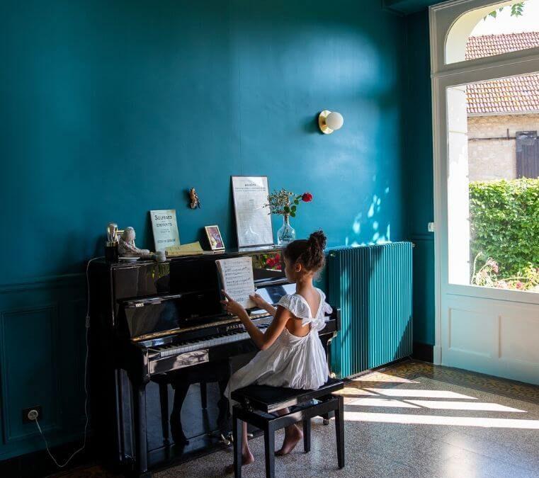 Maison sollier piano